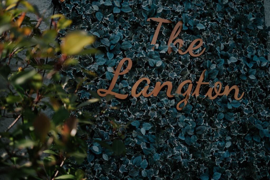 WEB - Beer Garden - The Langton Sign DSCF0018